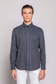 TUESDAY 03M | MEN'S BLUE SHIRT