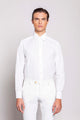 WEDNESDAY 02M | MEN'S WHITE CASUAL SHIRT