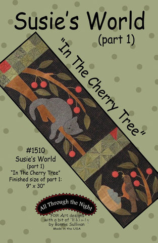 "1510 - Susie's World ""In the Cherry Tree"" (part 1)"
