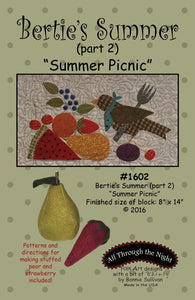 "1602 - Bertie's Summer ""Summer Picnic"" (part 2)"