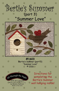 "1603 - Bertie's Summer ""Summer Love"" (part 3)"