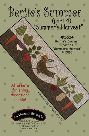 "1604 - Bertie's Summer ""Summer's Harvest"" (part 4)"