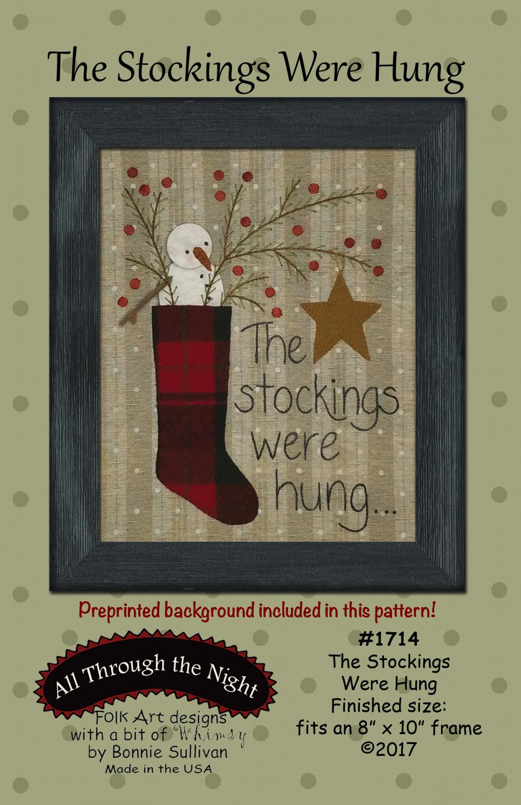 1714 - The Stockings Were Hung
