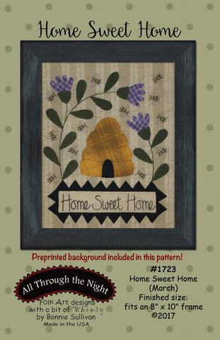 1723 - Home Sweet Home (March)