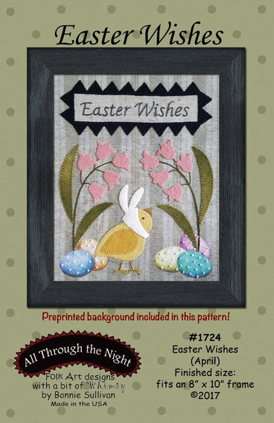 1724 - Easter Wishes (April)