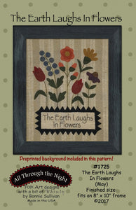 1725 - The Earth Laughs In Flowers (May)