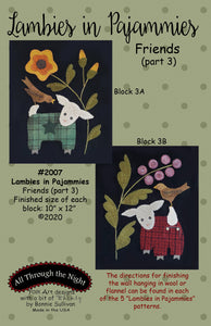 "2007 - Lambies in Pajammies ""Friends"" (part 3)"