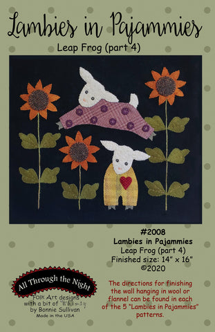 "2008 - Lambies in Pajammies ""Leap Frog"" (part 4)"