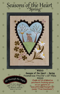 2010 - Seasons of the Heart (Spring)