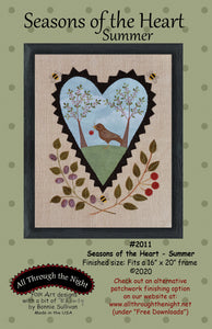2011 - Seasons of the Heart (Summer)