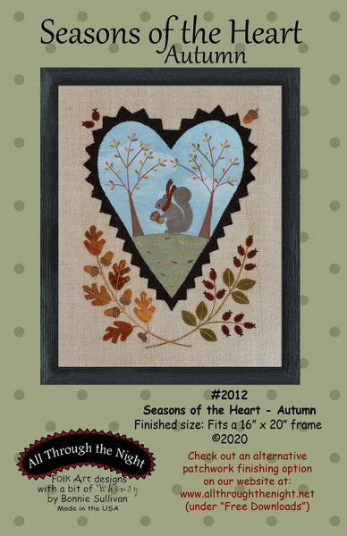 2012 - Seasons of the Heart (Autumn)