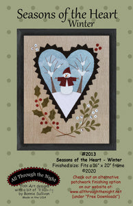 2013 - Seasons of the Heart (Winter)