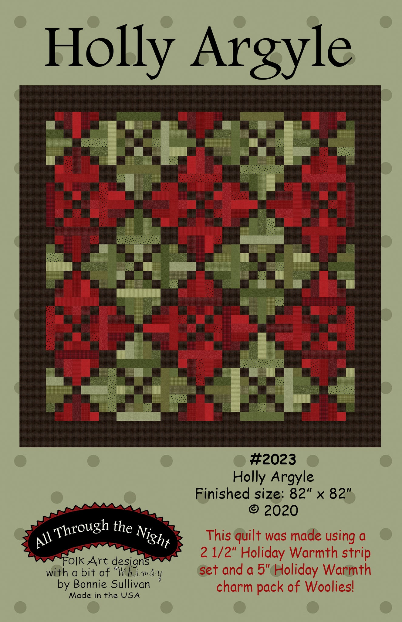 2023 - Holly Argyle