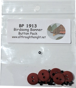 BP1913 - Birdsong Banner Button Pack