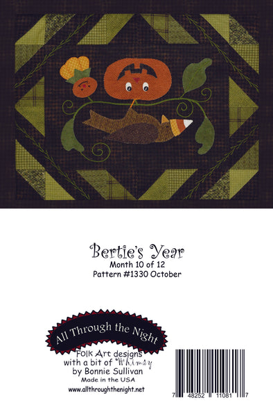 Bertie's Year Greeting Card Bundle of 12