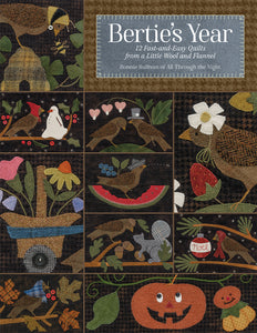 Bertie's Year book by Bonnie Sullivan