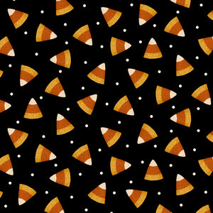 MASF9402-J - Happy Jacks & Friends Flannel Candy Corn