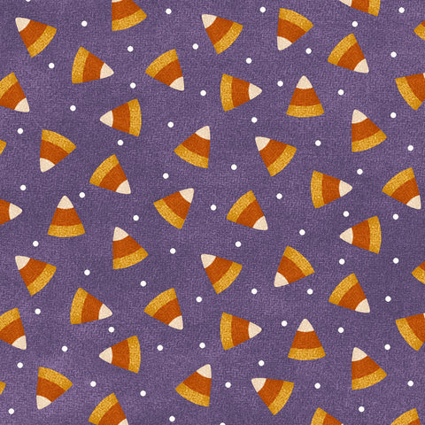 MASF9402-V - Happy Jacks & Friends Flannel Candy Corn