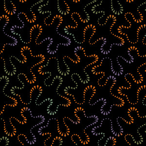MASF9404-J - Happy Jacks & Friends Flannel Stippling