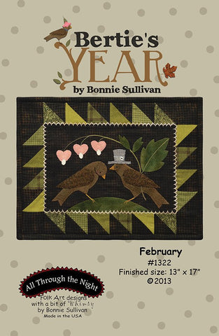 1322 - Bertie's Year (February)