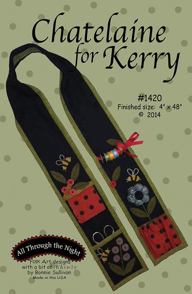 1420 - Chatelaine for Kerry