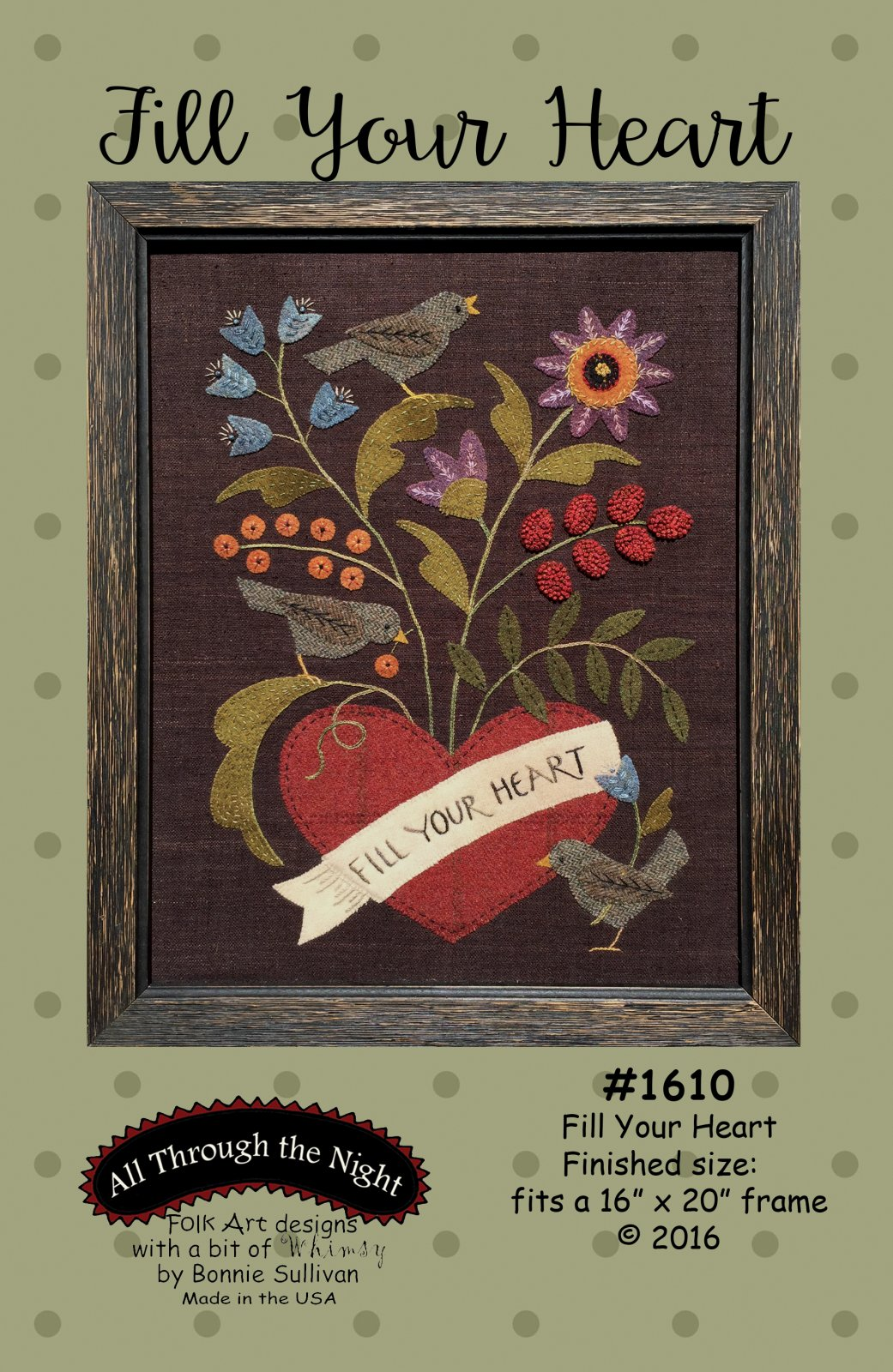 1610 - Fill Your Heart