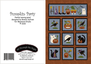 GC1553 - Pumpkin Party (Halloween) Greeting Card