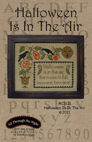 CS111 - Halloween Is In The Air
