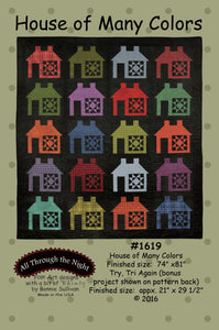 1619 - House of Many Colors