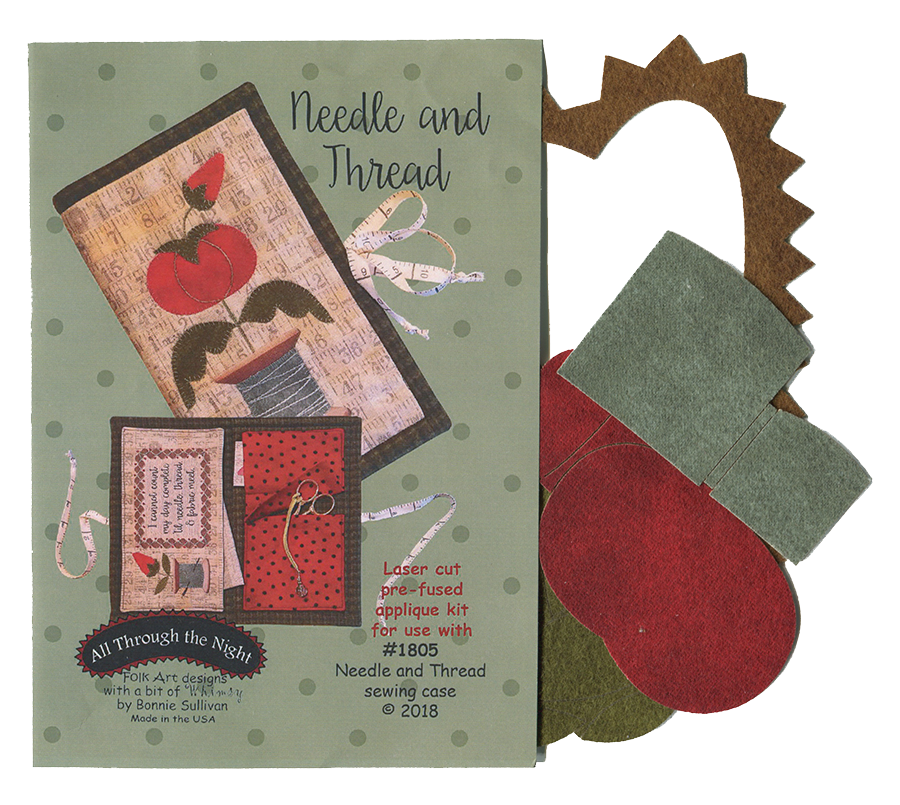 K1805 - Needle & Thread Applique Kit