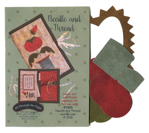 KA1805 - Needle & Thread Applique Kit
