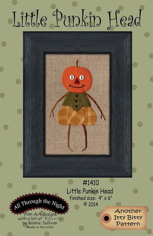 1410 - Little Punkin Head