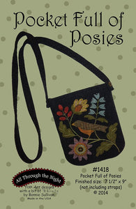 1418 - Pocket Full of Posies