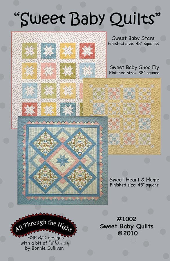 1002 - Sweet Baby Quilts
