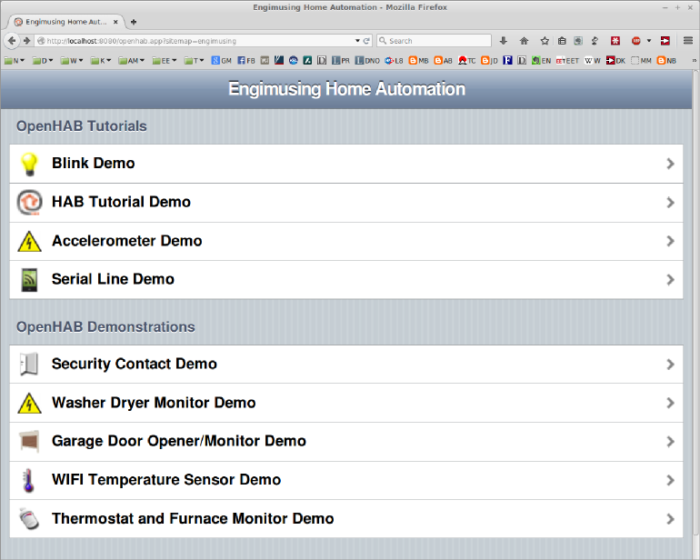 openHAB Configuration Instructions for OSX – Engimusing