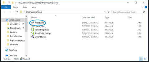 Engimusing Tools for Windows Installation and Quick Start Guide