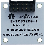 Frequency Color Sensor with DF11 10-Pin I/O Connector