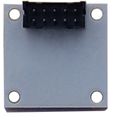 Accelerometer with DF11 10-pin I/O Connector