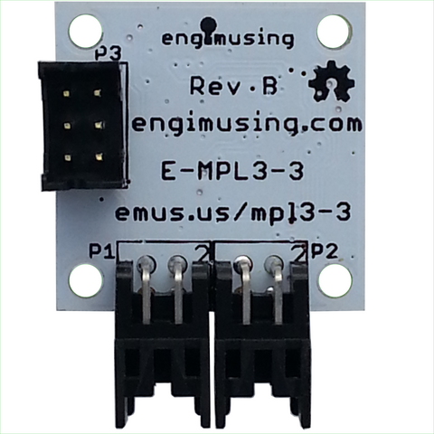 Altitude Pressure Sensor with EFM Processor and Dual RS232 Interfaces