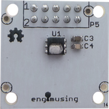 Humidity and Temperature Sensor with DF11 I/O Connectors