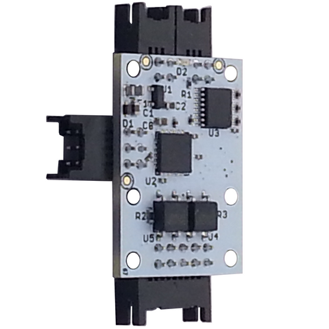 Dual DC Solid State Relay with EFM Processor and Dual RS232 ...