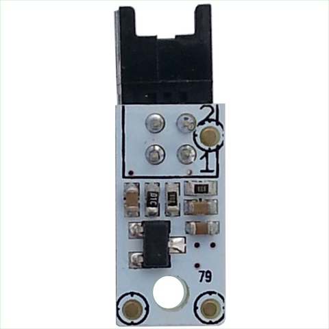 Hall Effect Switch MLX92212 UNIPOLAR with DF11 4pin I/O Connector