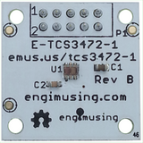 Digital Color Sensor with DF11 I/O Connector