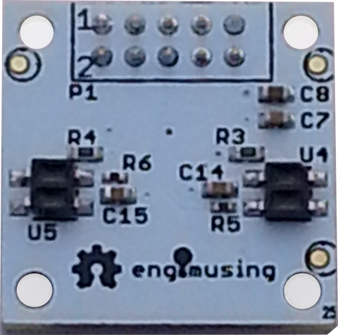 Reflective Object Sensor with DF11 I/O Connectors