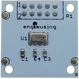 Altitude Pressure Sensor with DF11 I/O Connector