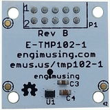 Temperature Sensor with DF11 I/O Connectors