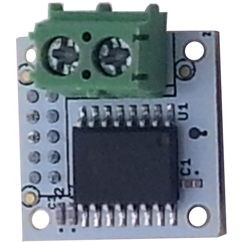 Hall Effect Current Sensor with DF11 I/O Connector