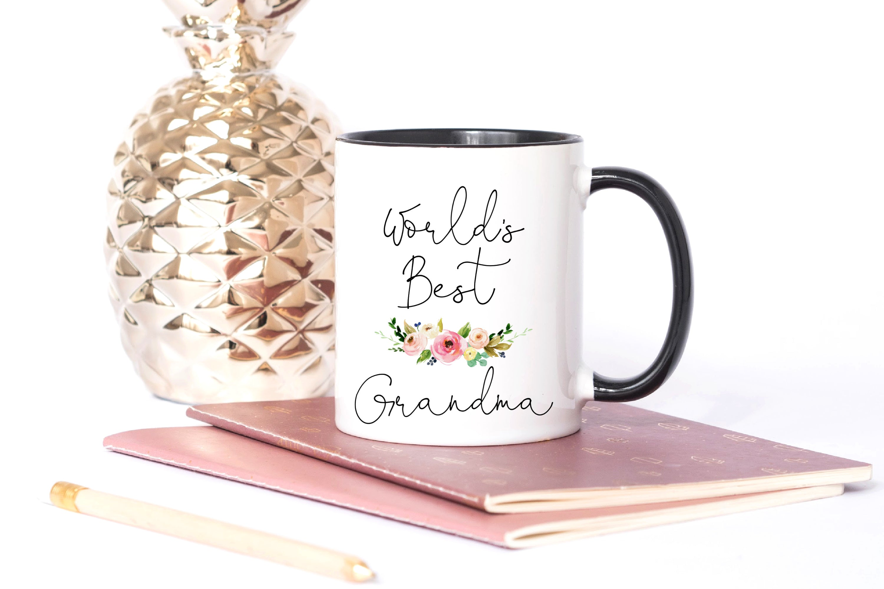 World's Best Grandma Mug