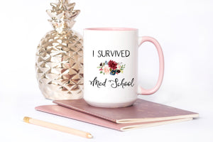 Gift Mug for Medical School Graduation