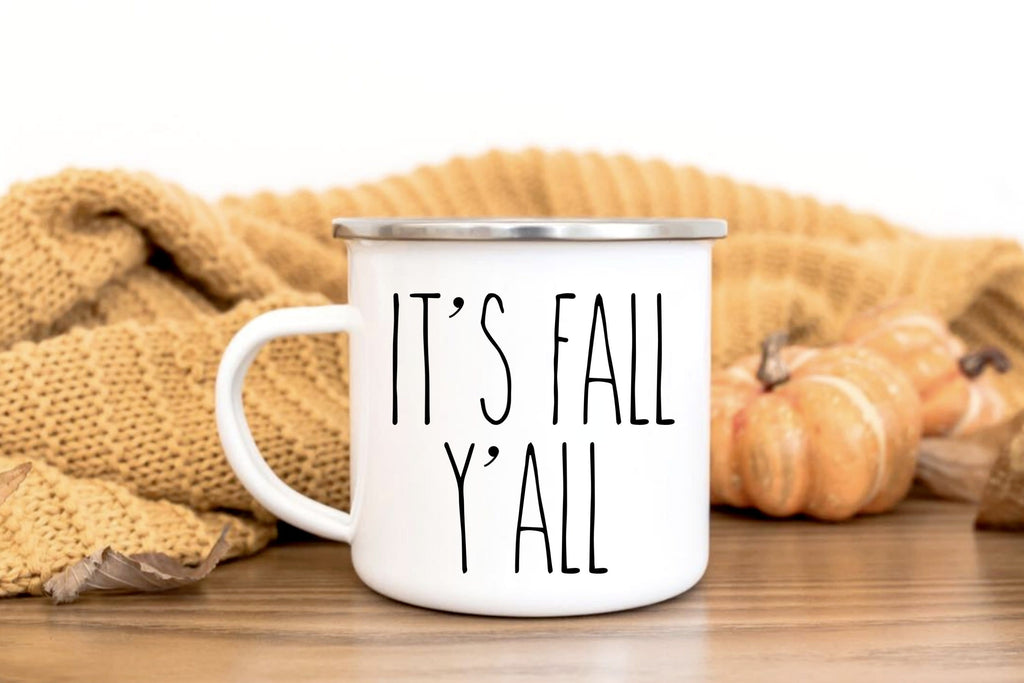 It's Fall Yall Coffee Mug